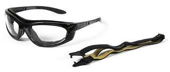 Armação Óculos Proteção Para Lentes De Grau Vicsa Turbine - - R  57 ... 942c372394