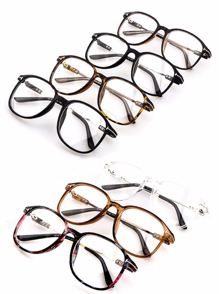 armação óculos quadrado novo acessório estética descanso cj. Carregando  zoom. c3558cb7af