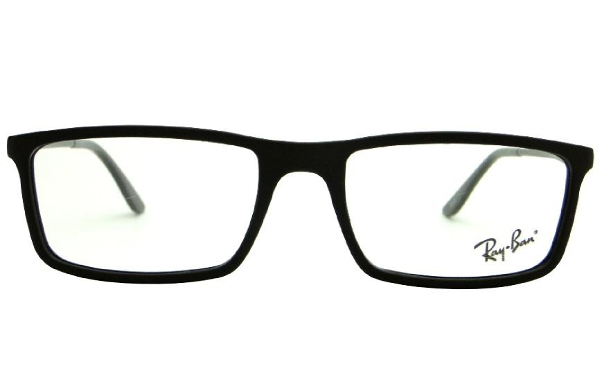 Armação Para Óculos De Grau Ray Ban Rb 7026l Masculino - R  299,00 ... a2d1c32f2d