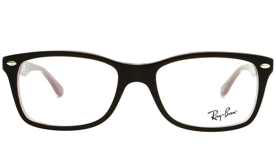 530eed83de28a Armação Oculos Ray Ban Grau   Louisiana Bucket Brigade