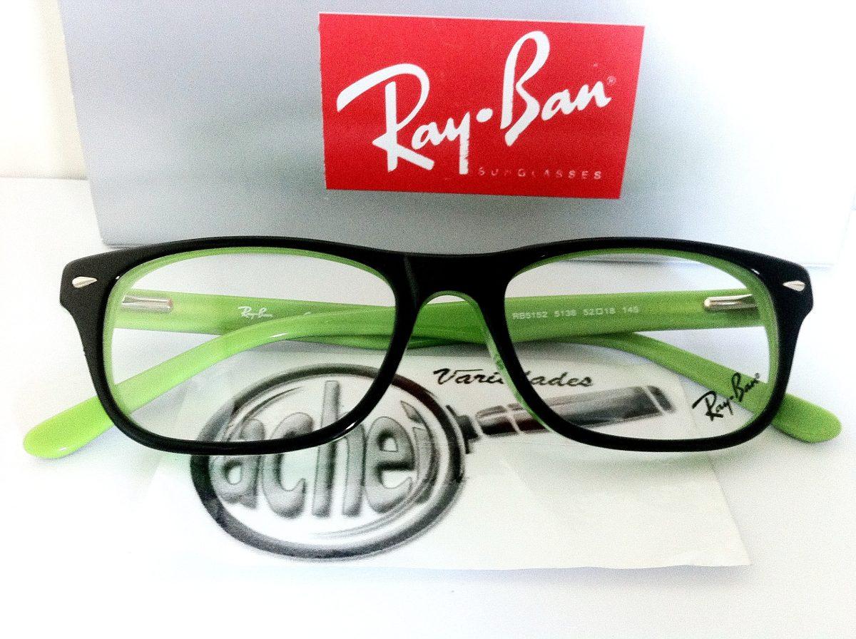 ee8888eaa Armação Oculos Ray Ban Wayfarer « One More Soul