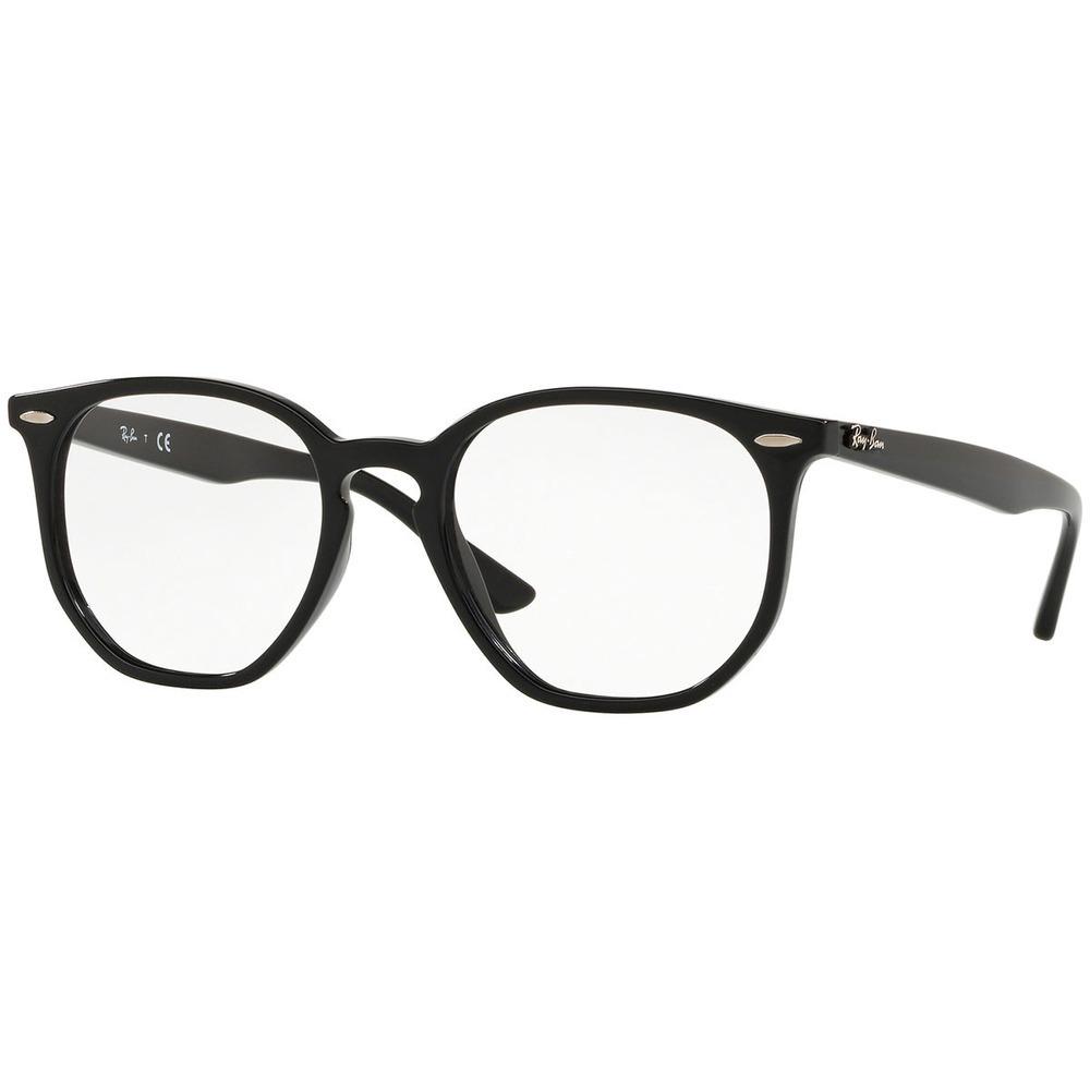 199e530957fd4 Armação De Óculos Ray-ban Hexagonal Rb7151 2000 - R  379