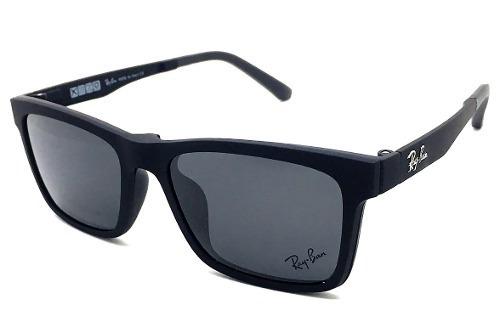 f82166033f96f armação oculos grau sol ray ban rb2089 2 clip on promoção · armação oculos  ray ban