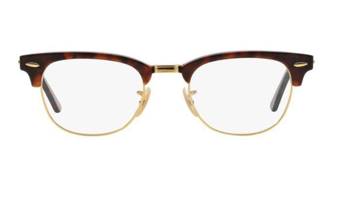 c84edc5c397cb armação oculos grau ray ban club master rb5154 2372 marrom · armação oculos  ray ban