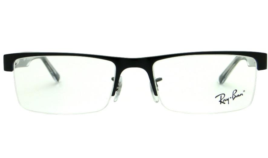 af452af8991e1 ... grau ray ban rb 6296l masculino. Carregando zoom... armação óculos ray  ban. Carregando zoom.