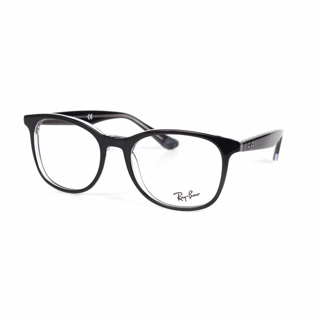 Armação De Óculos De Grau Ray-ban Masculino Rb5356 2034 - R  490,00 ... 03b52f9936