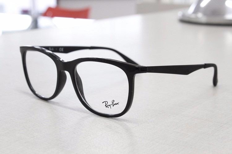 357b864e26 Armação Óculos Ray-ban Rb 7078 2000 Original - R  395