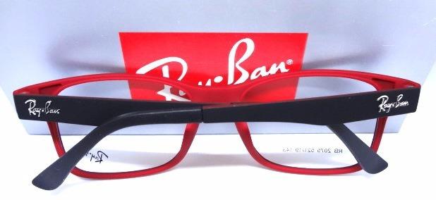 57f7552ff2e40 Armação Óculos Rb2075 Clipon 2 Em 1 Grau E Sol - R  99,00 em Mercado ...