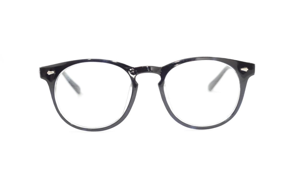 d2758864b498c armação óculos redondo feminino masculino preto barato. Carregando zoom.