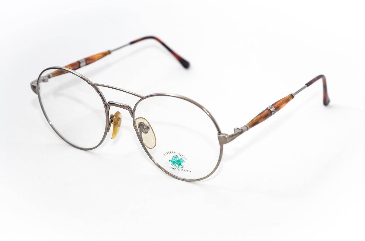 fcfd8a99f9fd1 armação óculos redondo masculino feminino prata grande retro. Carregando  zoom.