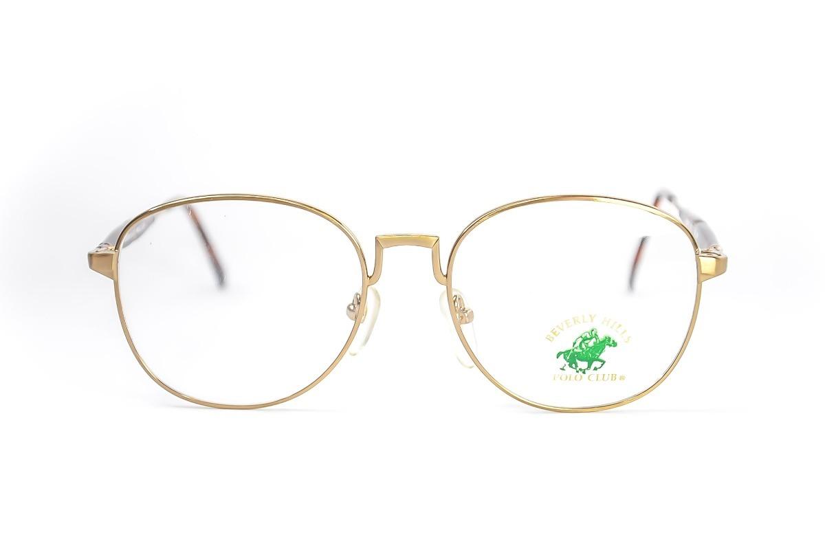 65e4c3848 Armação Oculos Redondo Masculino Retro Antigo Vintage Dourad - R$ 79 ...