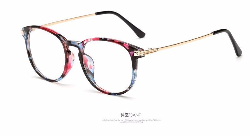 f941479658d3a armação óculos redondo novo acessório descanso estética ch. Carregando zoom.