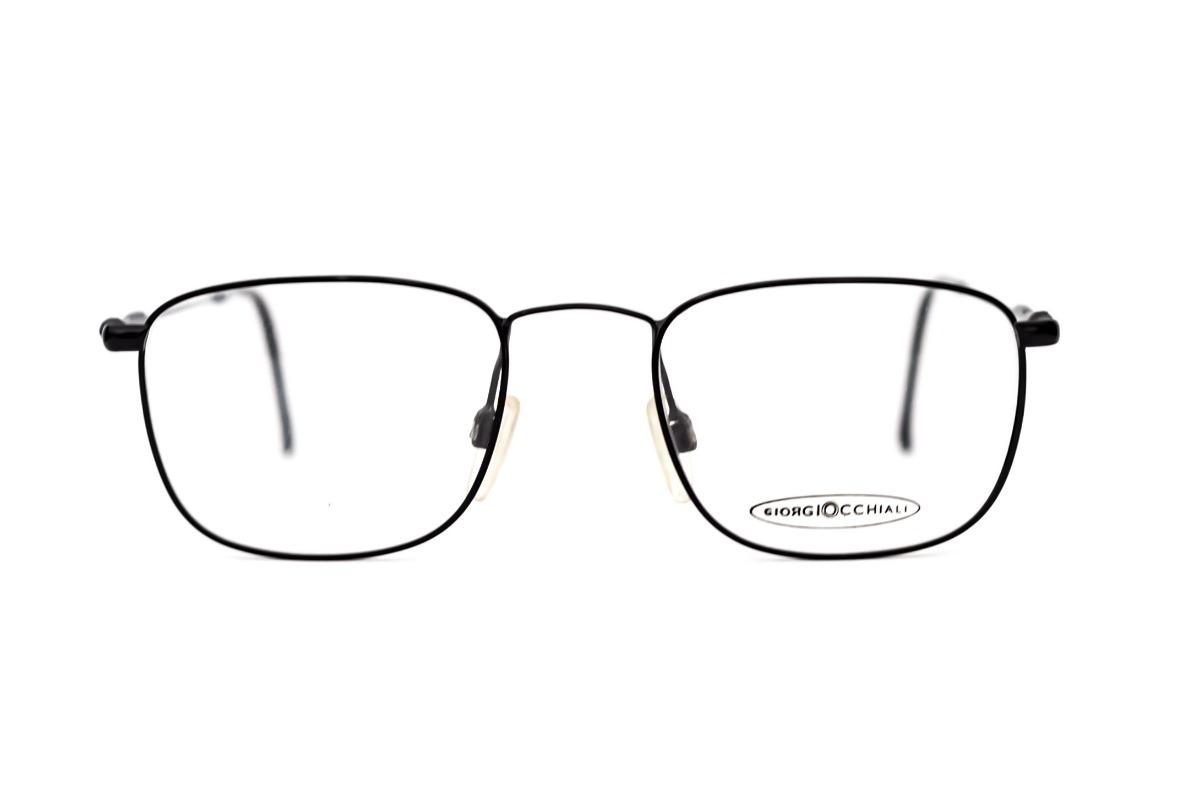 27c3888214c6f armação óculos retro quadrado metal masculino feminino preto. Carregando  zoom.