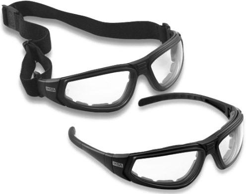 armação óculos segurança albatross  para lentes de grau msa