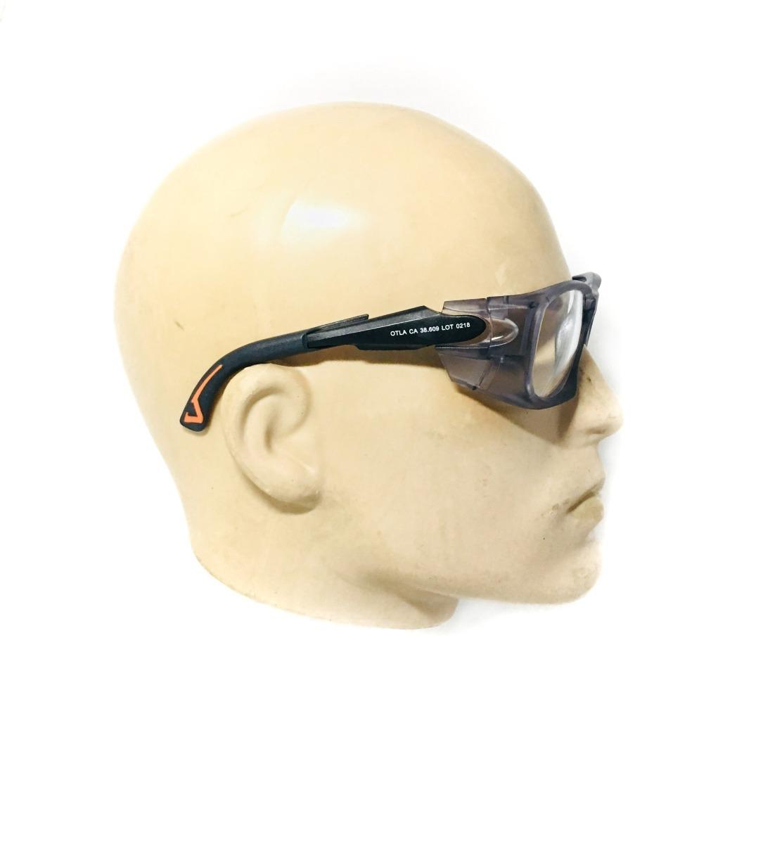 001ba539108a6 armação óculos segurança p  lente de grau univet 5x9 epi. Carregando zoom.