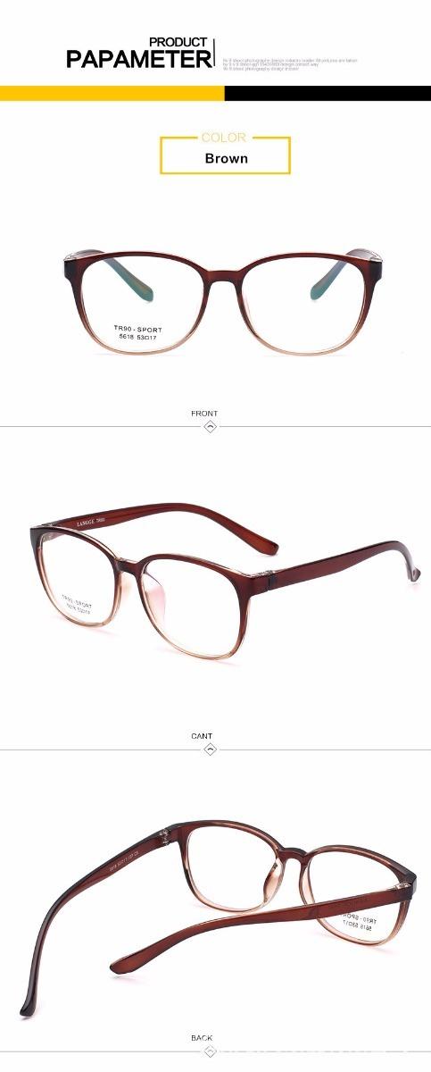 8f75fbf32 armação óculos sem grau descanso acessório estética novo dh. Carregando zoom .