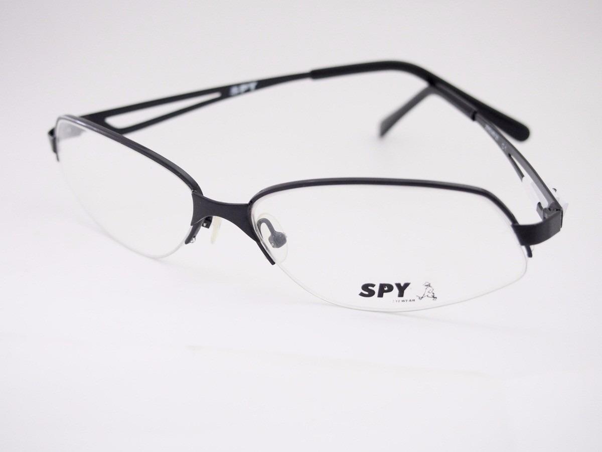 Armação Para Óculos De Grau Spy Esportivo Preto - R  139,00 em ... 3448550fd8