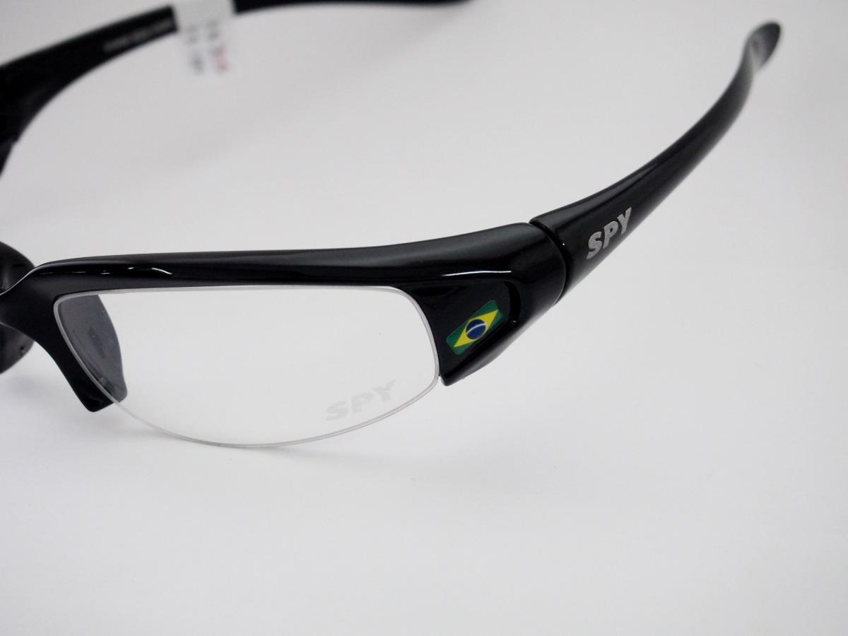 d67def4d269e9 ... esportivo curvado preto 50 mmx. Carregando zoom... armação óculos spy.  Carregando zoom.