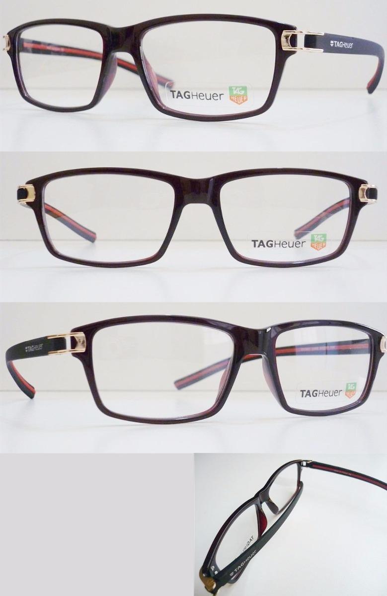 43a7da069 Armação Óculos De Grau Lançamento Acetato Tag 7601 - 4 Cores - R ...