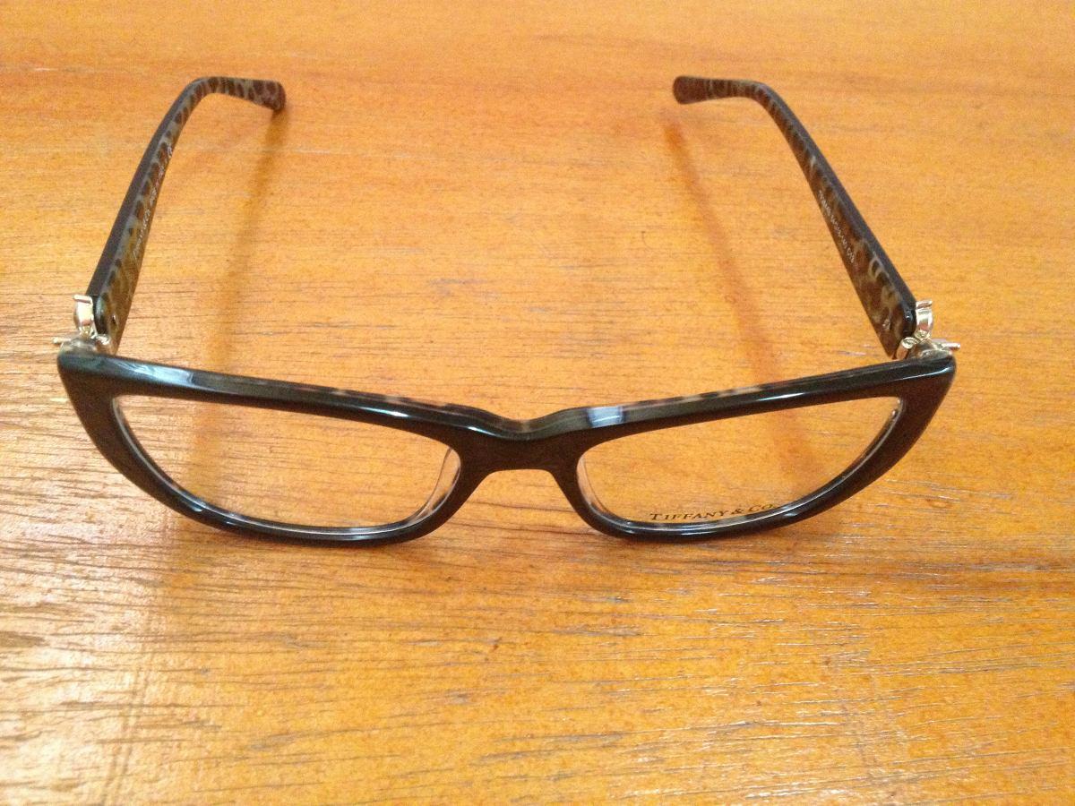 3f21a8edd18e3 ... co. acetato preto com azul onça. Carregando zoom... armação óculos  tiffany. Carregando zoom.
