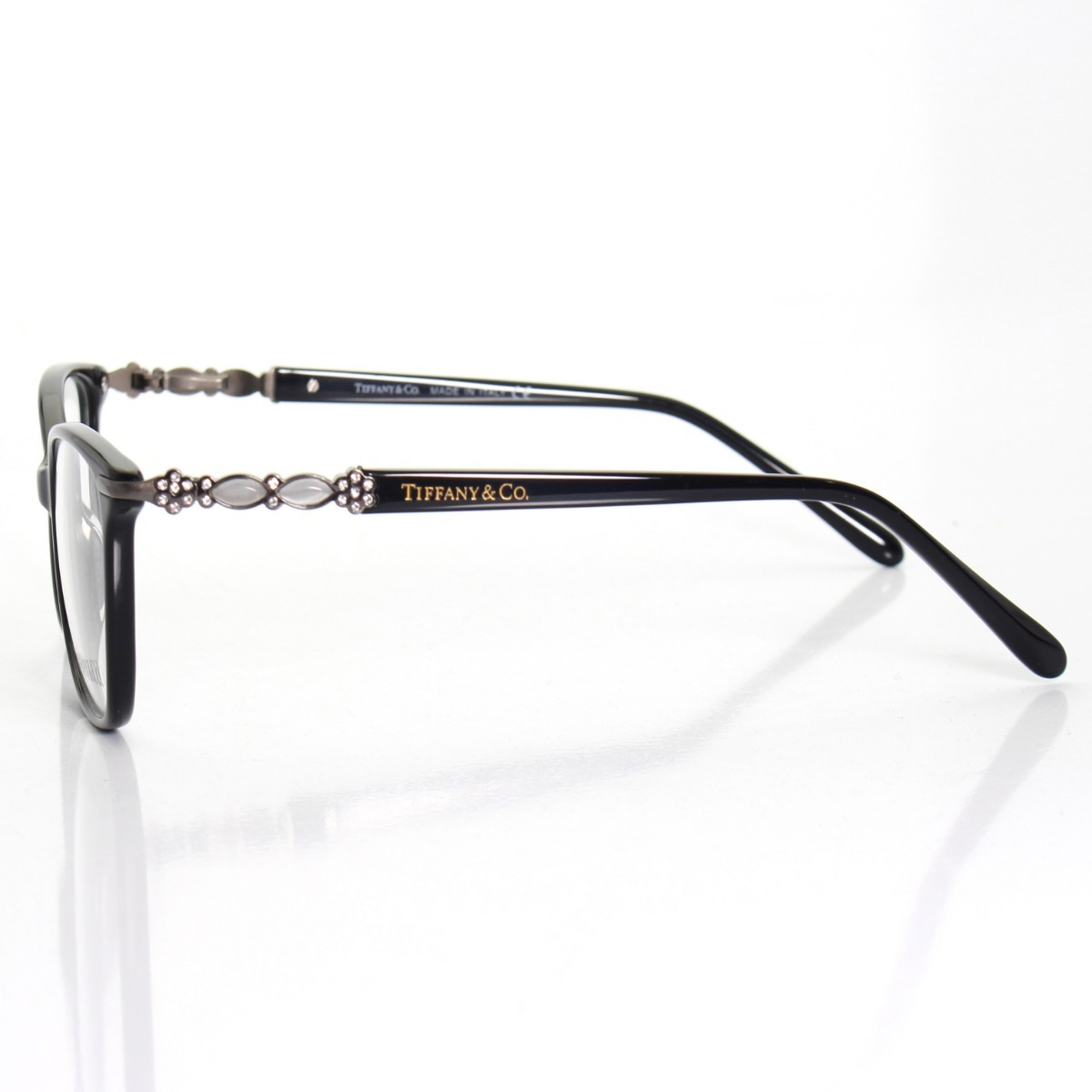 Armação De Grau Oculos Tiffany   Co Infinito Tf2130 Acetato - R  149 ... 0ff437d20a