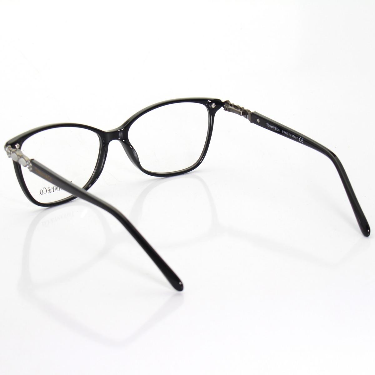 Armação De Grau Oculos Tiffany   Co Infinito Tf2130 Acetato - R  149 ... 217cbe13f4