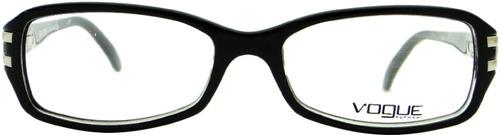 Armação Para Óculos De Grau Vogue Vo 2804l Feminina Original - R ... de25df5c87