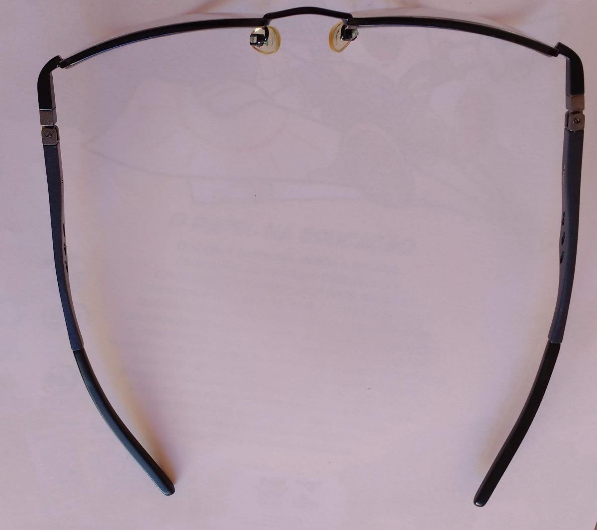 armação óculos zaaper aluminiun   liga monel barato usado. Carregando zoom. 3ca65c1342
