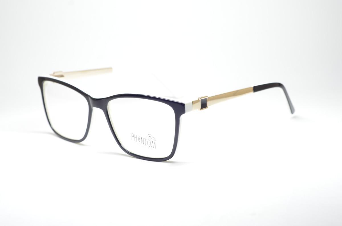 23abba0f9d0cd armação p grau óculos acetato preto branco quadrado masc fem. Carregando  zoom.