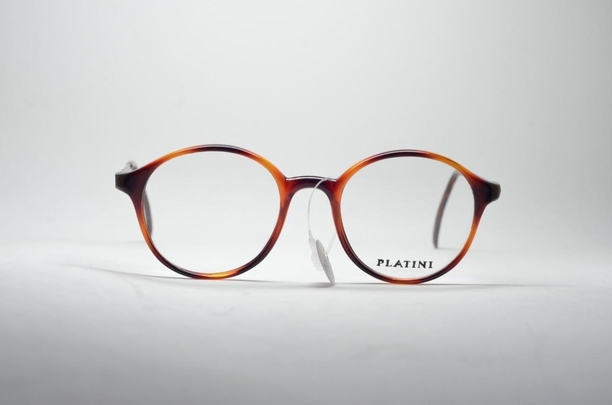 20adb71096f75 Armação P  Grau Óculos Redondo Feminino Acetato Resistente - R  74 ...