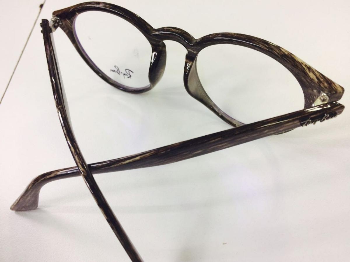 Armação P  Grau Oculos Vintage Acetato Retro -rb400 - R  125,00 em ... 3bbb78b9ca