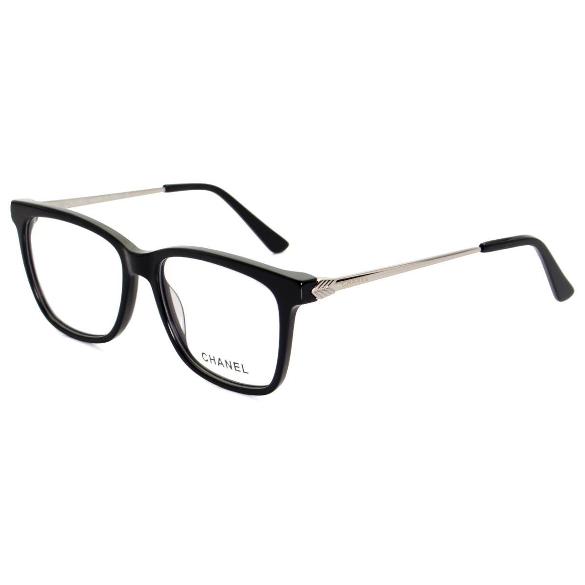f9075e10ab675 armação p  óculos d grau feminina chanel ch2132 acetato. Carregando zoom.