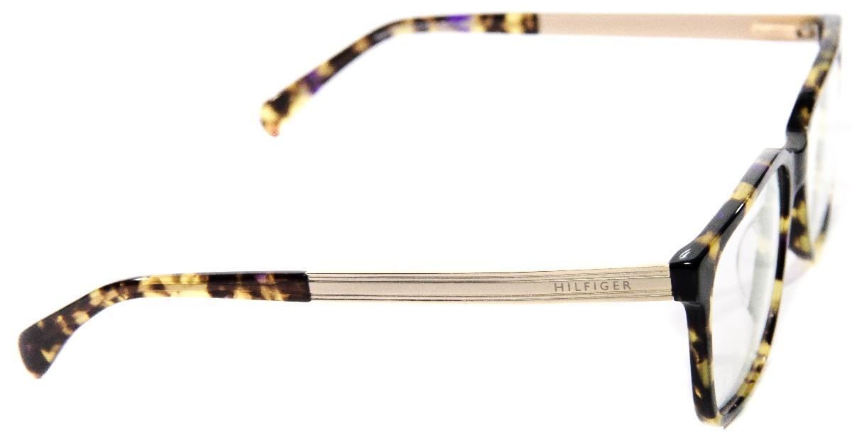 armação p  óculos d grau masc femin tommy 1436 original. Carregando zoom. 2565b94543