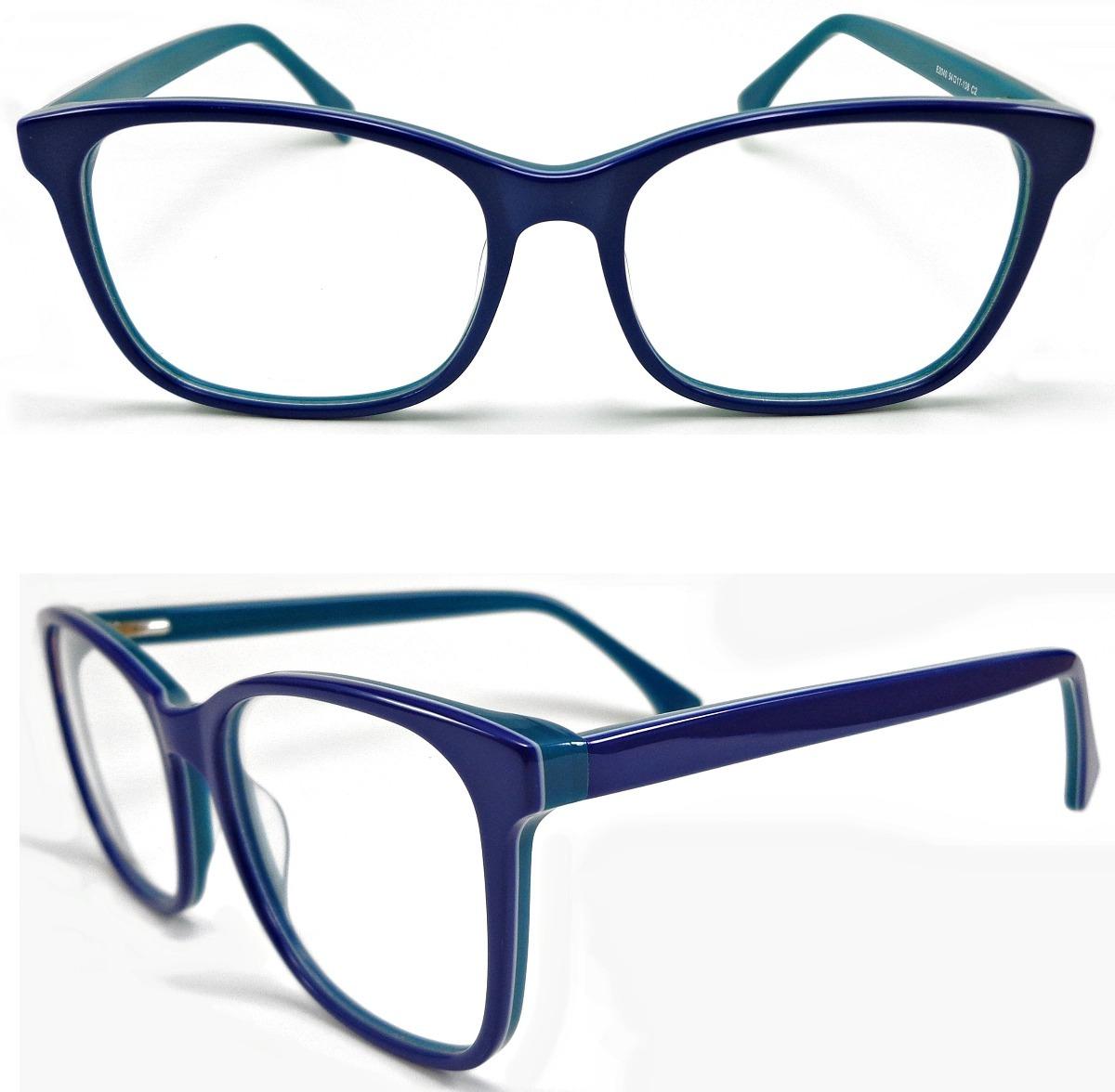 aa4fa8120 armação p/ óculos de grau acetato feminino m2 pronta entrega. Carregando  zoom.