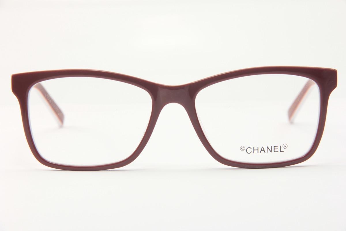 89a0554ad199b ... óculos de grau chanel feminino masculino 3582. Carregando zoom.