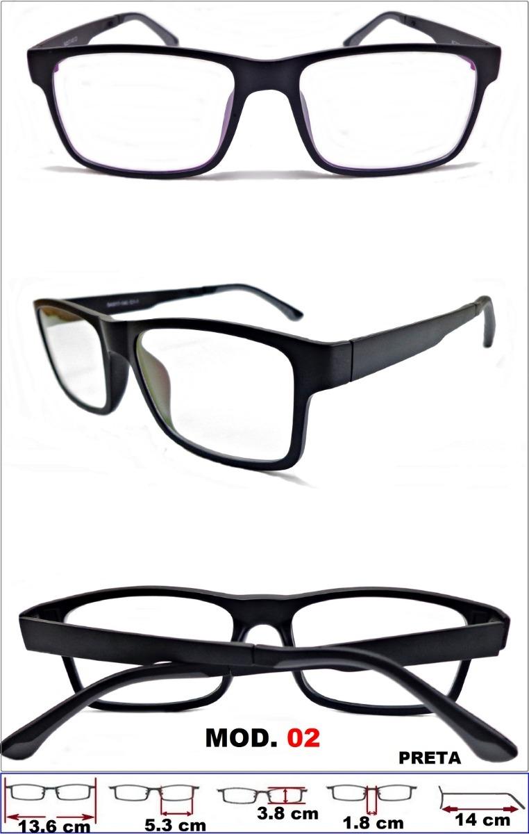 46b3ed89e armação p óculos de grau com clip on polarizado - pesca. Carregando zoom.