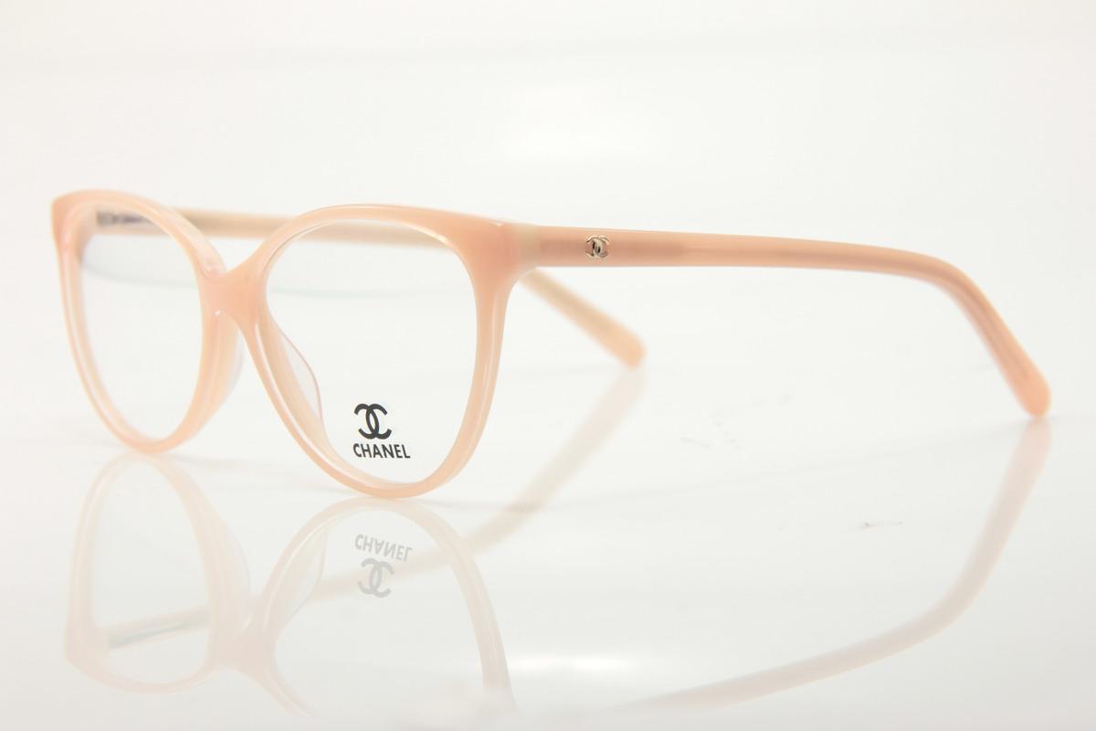 Armação P  Óculos De Grau Feminino Chanel 1234 - R  77,00 em Mercado ... fb8ba05acc
