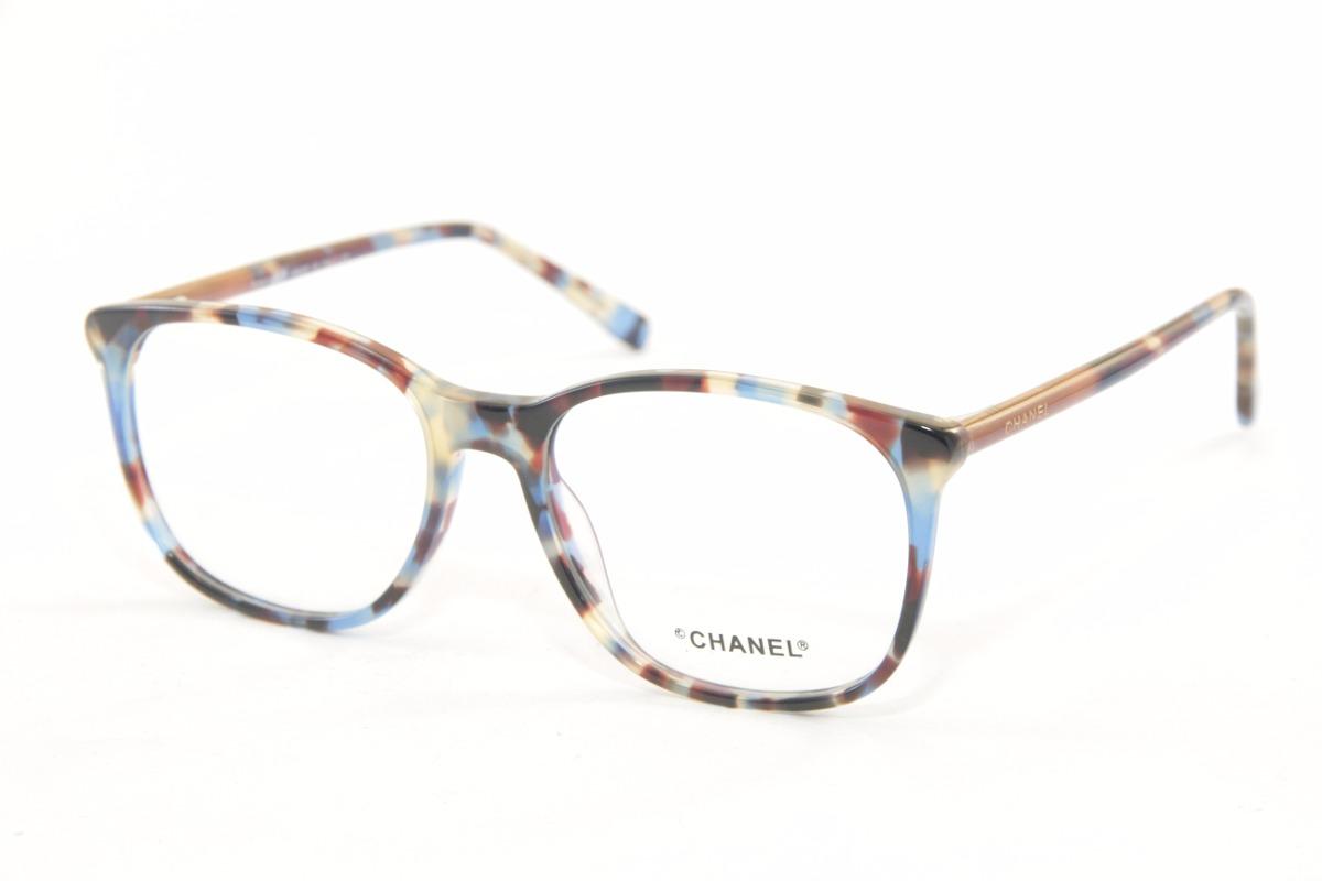 Armação P  Óculos De Grau Feminino Chanel 2270 Importada - R  120,00 ... 171e8ab535