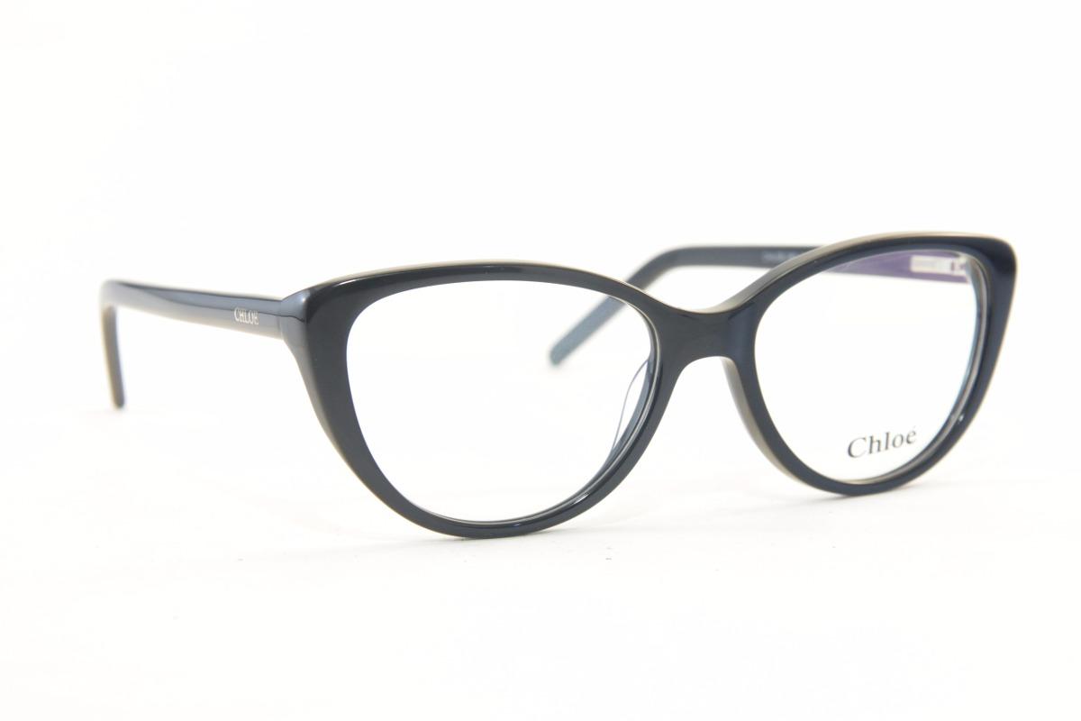 b150abc11a9ee armação p  óculos de grau feminino chloe 260. Carregando zoom.