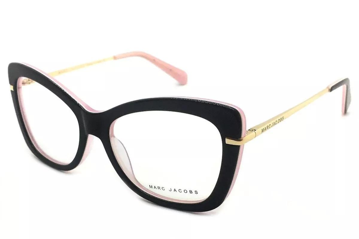 71ae04bfad51e armação p  oculos de grau feminino marc jacobs mod1001 cores. Carregando  zoom.