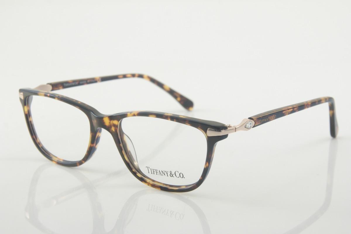 6b559ff4eca7c armação p  óculos de grau feminino tiffany 2380 gota de luz. Carregando  zoom.