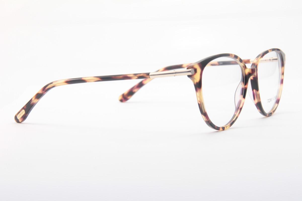 48f20b7b6 Armação P/ Óculos De Grau Feminino Tom Ford - R$ 129,00 em Mercado Livre