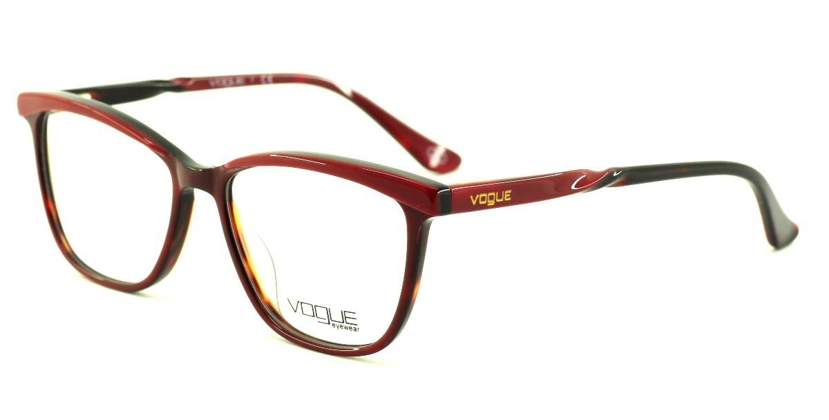 af78835c5 armação p/ oculos de grau feminino vog7 acetato original. Carregando zoom.