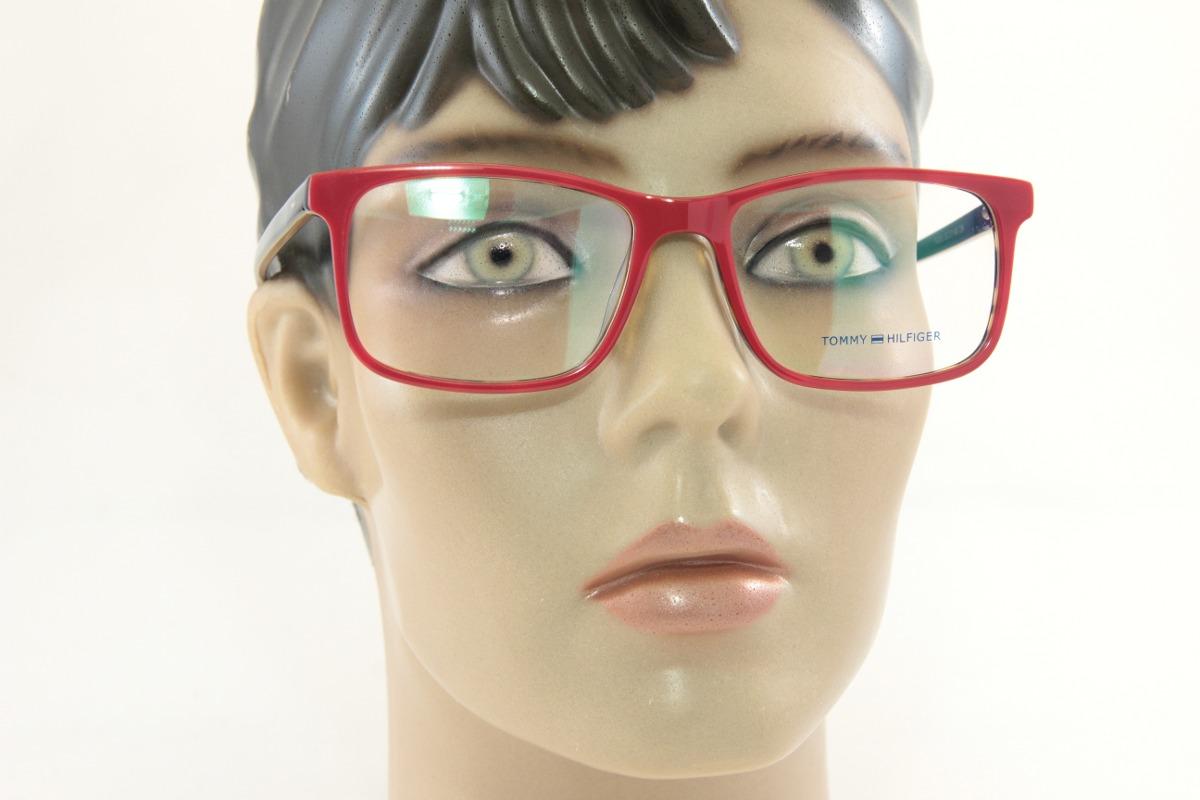 armação p  óculos de grau importado tommy hilfiger 2080. Carregando zoom. 8a545d2e73
