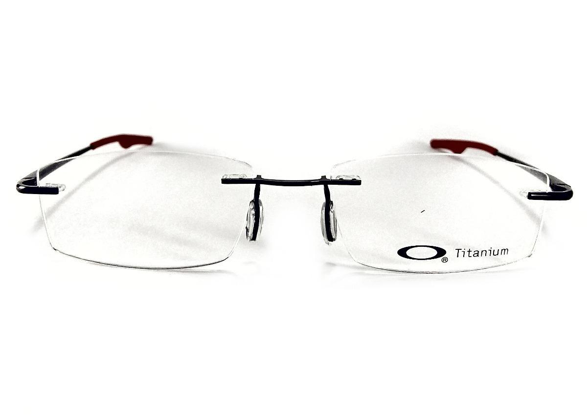 0f75c3be1380d armação p  óculos de grau masculino fino sem aro ox3125. Carregando zoom.