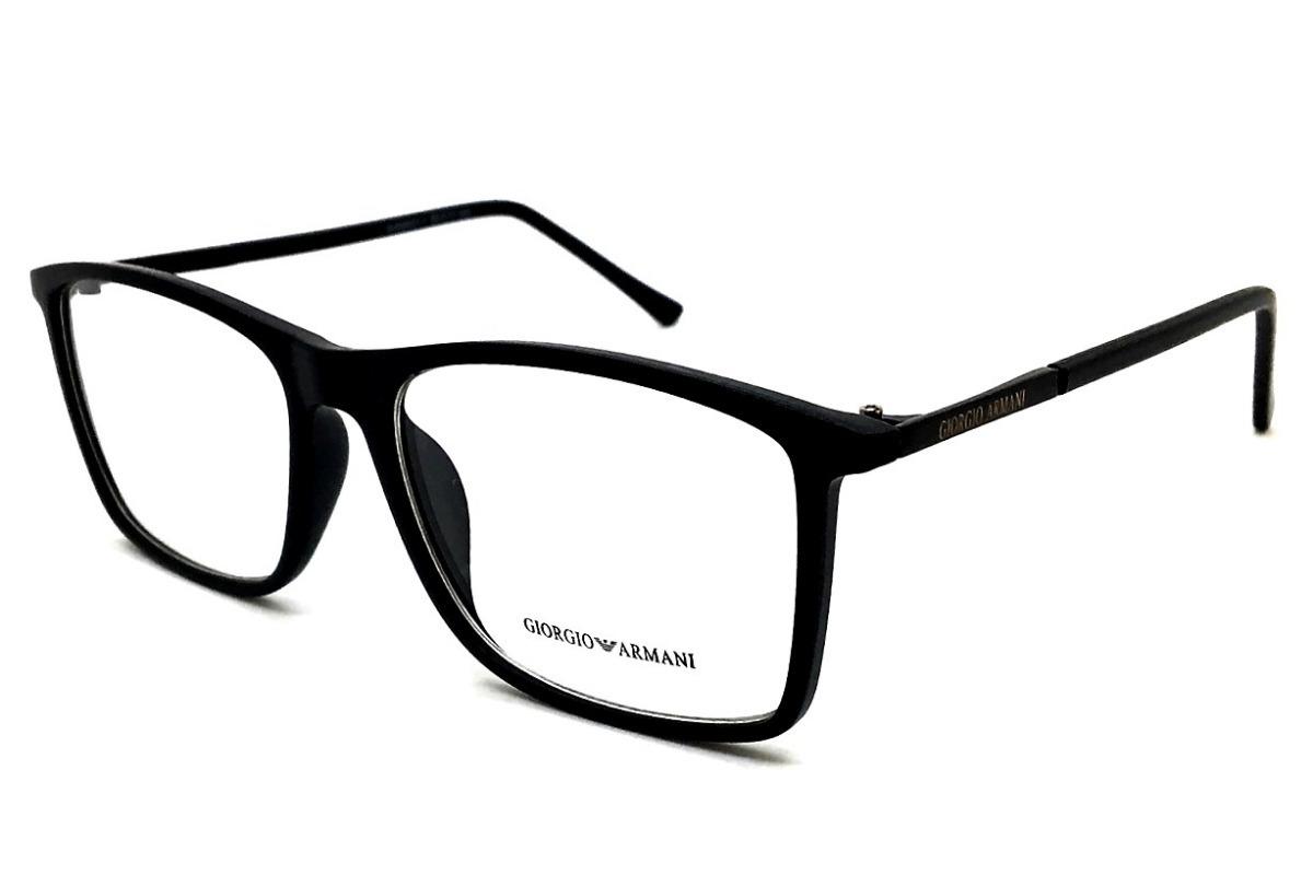 9325397f588b2 óculos de grau masculino giorgio armani. Carregando zoom.