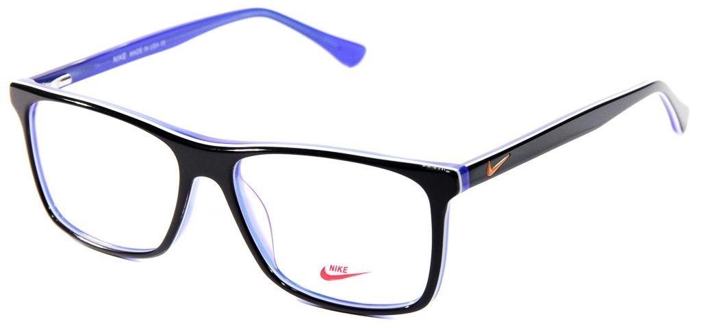 18d0e81b9 armação p/ óculos de grau masculino nike acetato original. Carregando zoom.