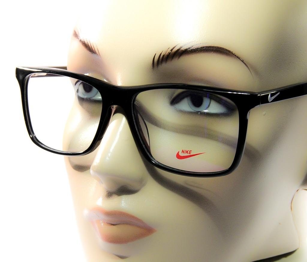 8c3c14edd5adc armação p  óculos de grau masculino nike acetato original. Carregando zoom.