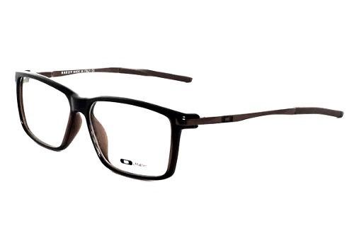 7e75b2866 Armação P/ Oculos De Grau Masculino Ox3189 Brown Original - R$ 138,00 em  Mercado Livre
