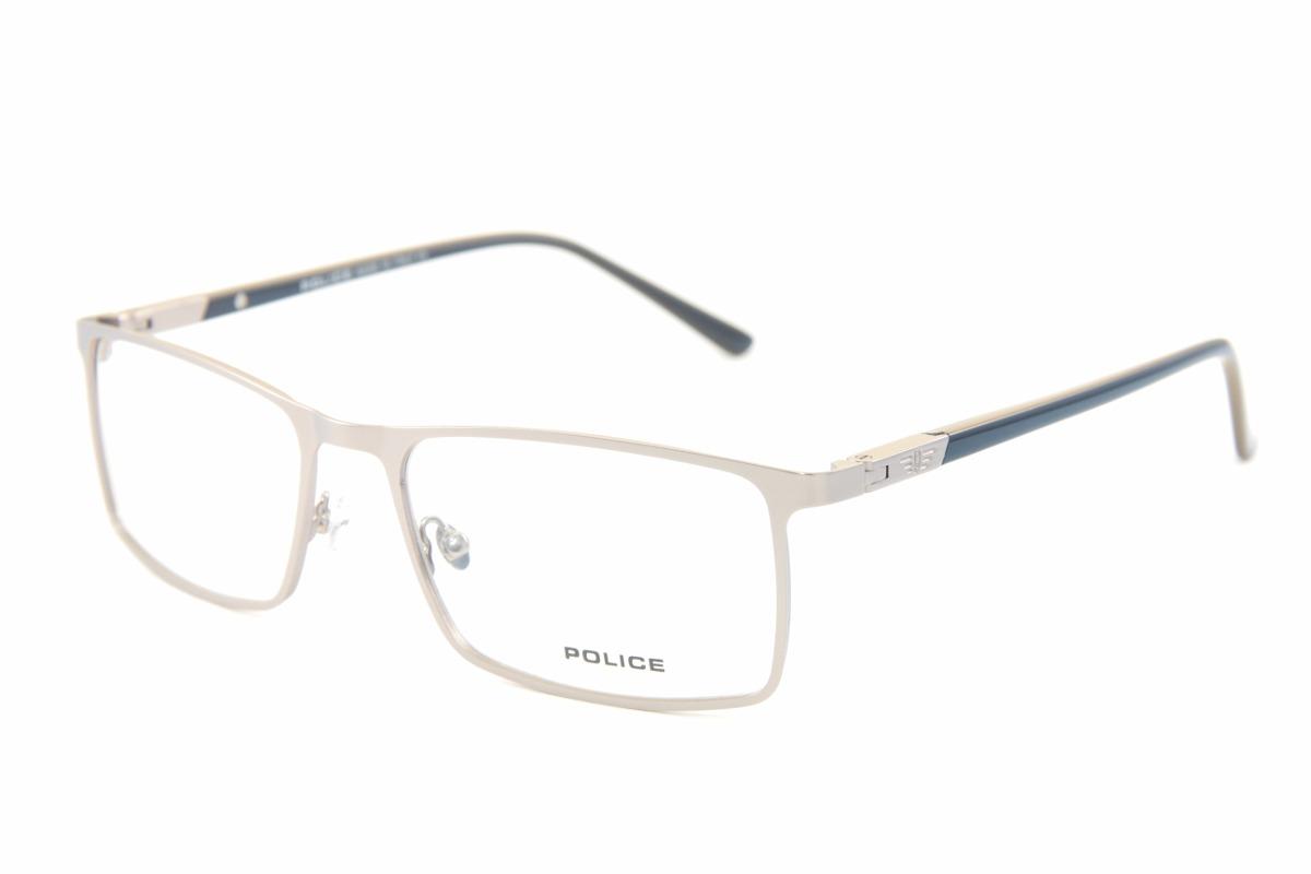 992ab21c39008 Armação P  Óculos De Grau Masculino Police Made Italy - R  129,00 em ...